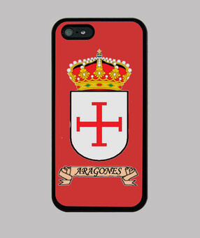 cover iphone scudo cognome aragon