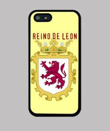 cover iphone scudo regno leone