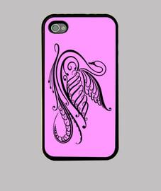 cover iphone swan trbal