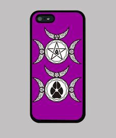 cover iphone wicano simbolo