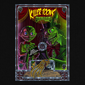 Camisetas Cover KILLERSHOW