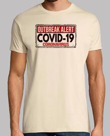 Covid-19 - Alerta de Epidemia - Coronavirus