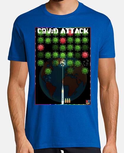 Covid Attack Arcade