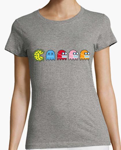 Camiseta Covid Pac