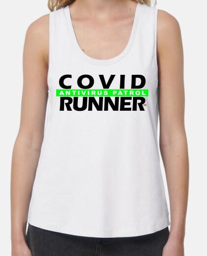 Covid Runner Black