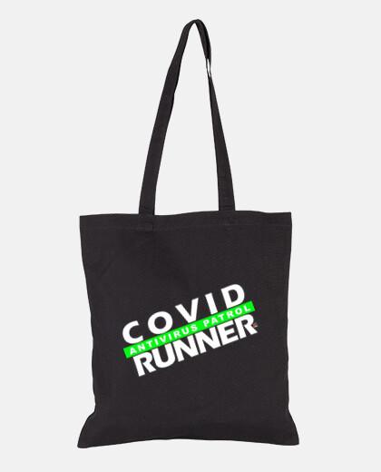 Covid Runner White