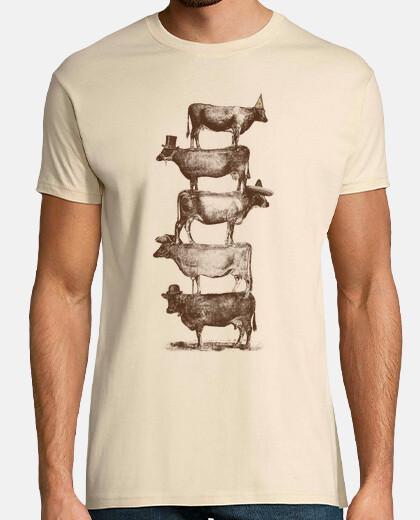 cow cow dado t-shirt