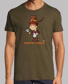 Cowboy de barbacoa (camisetas chico y chica)