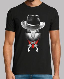 Cowboy Katze