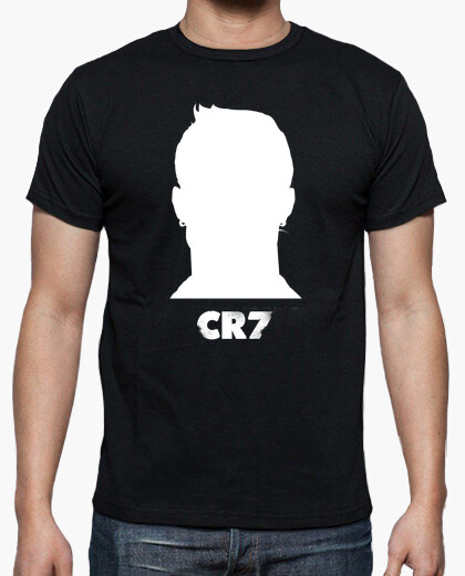 Camiseta CR7 blanco