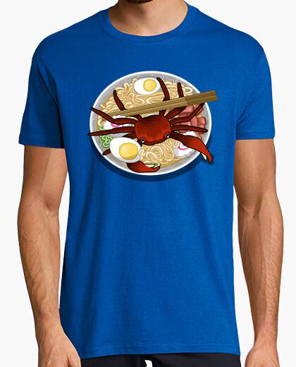Crab ramen t-shirt