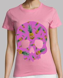 crâne ananas p
