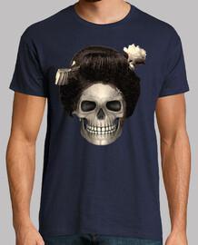 crâne de geisha / catrina / calaca / me