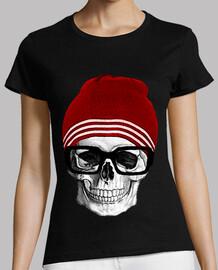 crâne de hipster