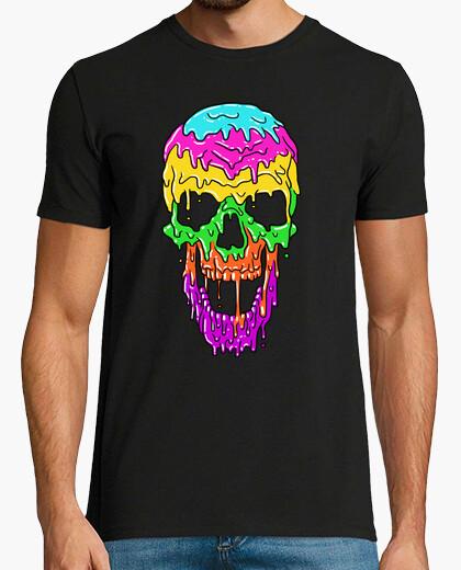 Tee-shirt crâne elado