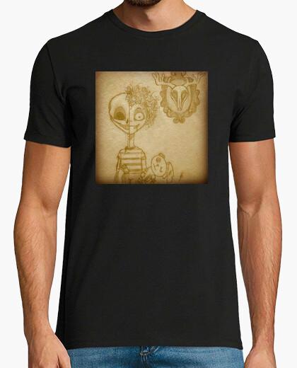 Tee-shirt crâne garçon