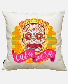 crâne Mexi can le jour de les mort