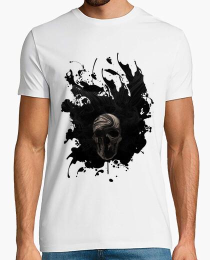 Tee-shirt crâne obscurité 3