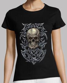 crâne tribal