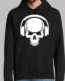 cráneo de dj
