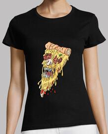 cráneo de la pizza