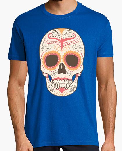 Camiseta cráneo del azúcar