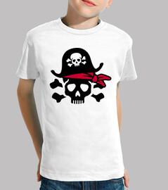 cráneo del pirata