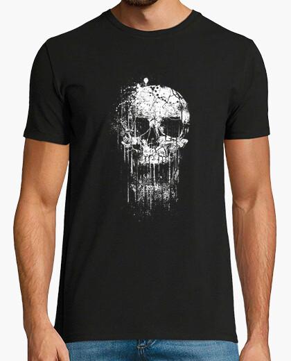 Camiseta cráneo fresco