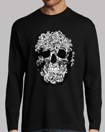 cráneo tatuaje, camisetas vía saboya
