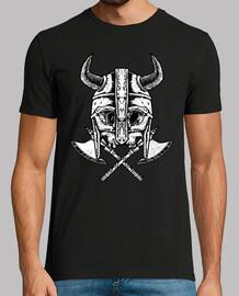cráneo vikingo