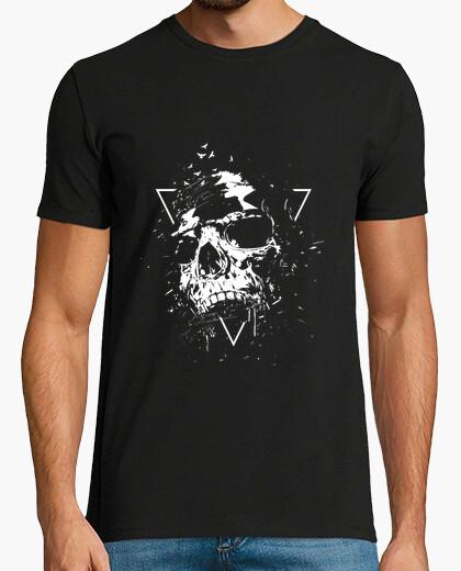 Camiseta cráneo x