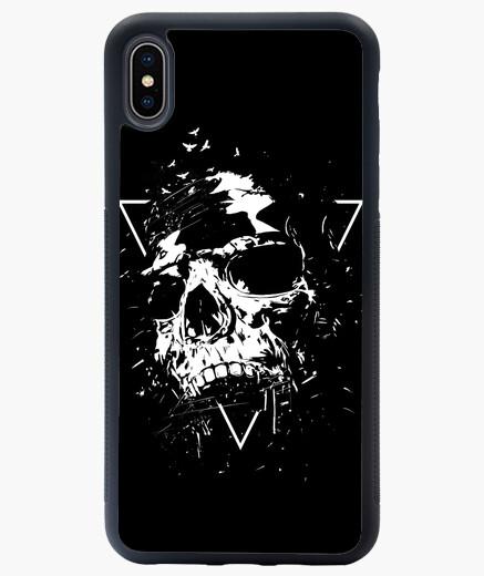 Funda iPhone XS Max cráneo x