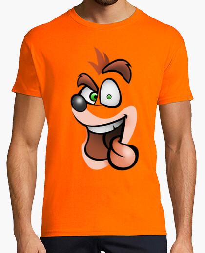 Camiseta Crash Bandicoot