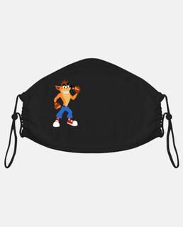 Crash Bandicoot Mask
