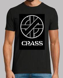 Crass punk rock band