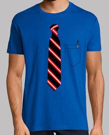 cravatta e tasca