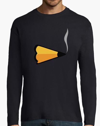 Tee-shirt crayon