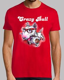Crazy Bull Terrier