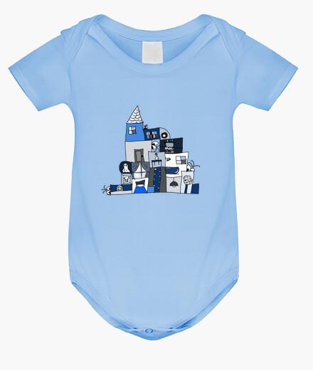 Abbigliamento bambino crazy castello