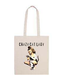 Crazy Cat Lady (Loca de los gatos)