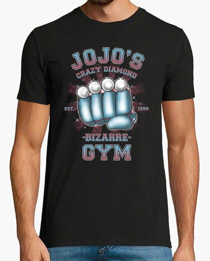 Camiseta Crazy Diamond gym