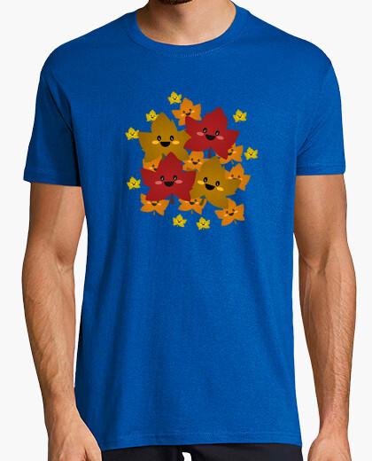 Camiseta Crazy squirrel mess pattern