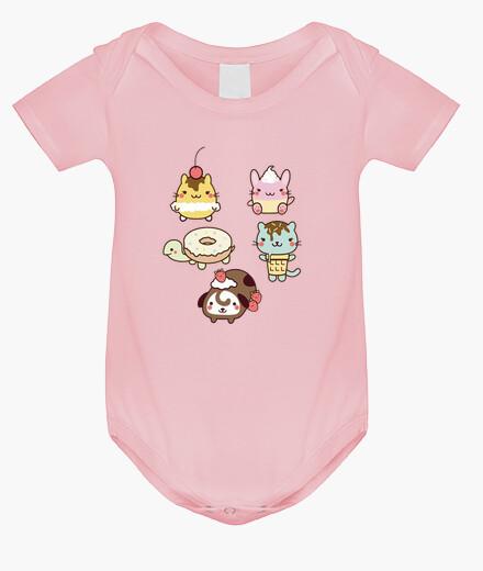 Ropa infantil Cream Pets
