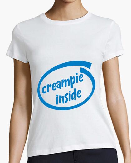Camiseta Creampie inside
