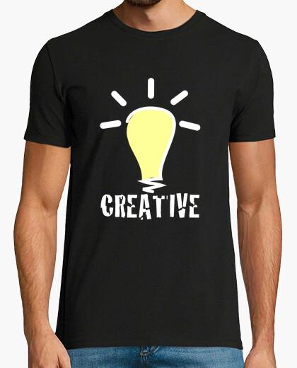 Tee-shirt créatif