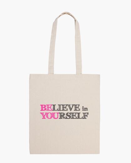 Borsa credere in te stesso