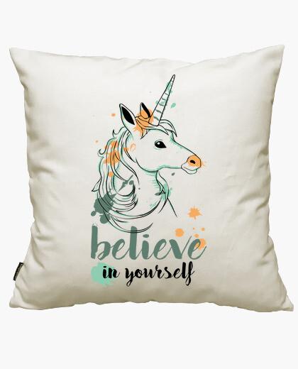 Fodera cuscino credere in te stesso