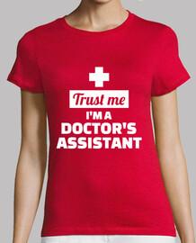 credimi, sono l'assistente di un dottore