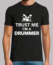 credimi sono un batterista