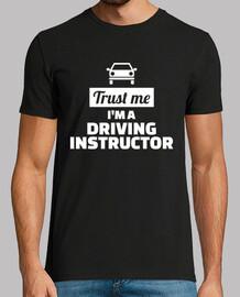 créeme, soy instructor de manejo